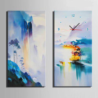 Special Design Frame Paintings Early morning Print 2PCSPrints<br>Special Design Frame Paintings Early morning Print 2PCS<br><br>Craft: Print<br>Form: Two Panels<br>Material: Canvas<br>Package Contents: 2 x Print<br>Package size (L x W x H): 26.00 x 37.00 x 3.50 cm / 10.24 x 14.57 x 1.38 inches<br>Package weight: 0.9000 kg<br>Painting: Include Inner Frame<br>Product size (L x W x H): 24.00 x 34.00 x 1.50 cm / 9.45 x 13.39 x 0.59 inches<br>Product weight: 0.8000 kg<br>Shape: Vertical Panoramic<br>Style: Vintage, Fashion, Active, Formal, Casual, Novelty<br>Subjects: Fashion<br>Suitable Space: Indoor,Outdoor,Cafes,Kids Room,Kids Room,Study Room / Office