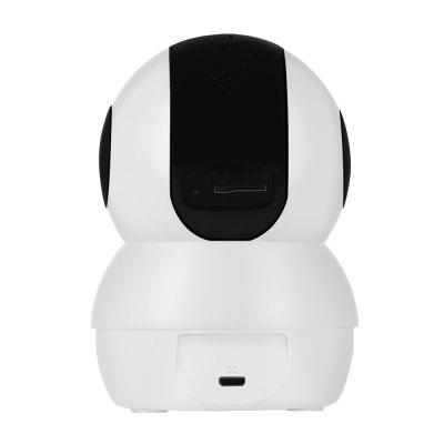 IPC5100W Mini P2P WiFi IP Security Camera Wireless Surveillance CCTV System With Micro SD Card SlotIP Cameras<br>IPC5100W Mini P2P WiFi IP Security Camera Wireless Surveillance CCTV System With Micro SD Card Slot<br><br>Audio Input: Built-in mic.<br>Audio Output: Built-in speaker<br>Compatible Operation Systems: Windows 7,Windows 8,Microsoft Windows 98/ ME /2000/ XP,Android,IOS<br>Features: HD<br>FOV: 60 Degree<br>Interface: TF Card Slot<br>IP camera performance: White Balance, Interphone, Night Vision, Motion Detection, Remote Control, Backlight Compensation<br>Language: English,French,Spanish,Portuguese,Russian,German,Italian,Japanese,Korean,Tagalog,Hindi,Simplified / TraditionalChinese<br>Maximum Monitoring Range: 10<br>Model: IPC5100W<br>Motion Detection Distance: 5<br>Operate Temperature (?): -10 - 50<br>Package Contents: 1 x IP Camera, 1 x English User Manual, 1 x Power Supply<br>Package size (L x W x H): 12.00 x 11.50 x 12.50 cm / 4.72 x 4.53 x 4.92 inches<br>Package weight: 0.4800 kg<br>Pixels: 1MP<br>Product size (L x W x H): 8.00 x 8.00 x 11.30 cm / 3.15 x 3.15 x 4.45 inches<br>Product weight: 0.2000 kg<br>Protocol: SMTP,DHCP,DNS,UPNP,TCP,IP<br>Resolution: 1280 x 720<br>Shape: Mini Camera<br>Technical Feature: WiFi, Pan Tilt Zoom<br>Video Resolution: 720P<br>Waterproof: No<br>WiFi Distance: 10<br>Wireless: WiFi 802.11 b/g/n<br>Working Voltage: 5V