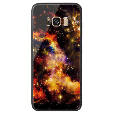 Cover Case for Samsung Galaxy S8 Plus Fashion Colorful Starry Sky Pattern Toughened GlassCases &amp; Leather<br>Cover Case for Samsung Galaxy S8 Plus Fashion Colorful Starry Sky Pattern Toughened Glass<br><br>Compatible with: Samsung Galaxy S8 Plus<br>Features: Back Cover, Button Protector, Anti-knock, Dirt-resistant<br>Material: Tempered Glass, PC, TPU<br>Package Contents: 1 x Phone Case<br>Package size (L x W x H): 20.00 x 10.00 x 2.00 cm / 7.87 x 3.94 x 0.79 inches<br>Package weight: 0.0350 kg<br>Product weight: 0.0300 kg<br>Style: Fashion, Crystal Surface, Colorful