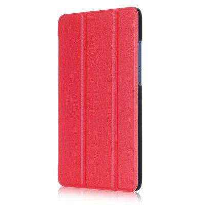 Protective Case for Lenovo P8 TAB3 8 PlusTablet Accessories<br>Protective Case for Lenovo P8 TAB3 8 Plus<br><br>Accessory type: Tablet Leather Case<br>Available Color: Black,Red,Blue,Green<br>Compatible models: For Lenovo<br>Features: Bumper Frame, Full Body Cases<br>For: Tablet PC<br>Material: PU + PC<br>Package Contents: 1 x Protective Case<br>Package size (L x W x H): 20.00 x 15.00 x 1.50 cm / 7.87 x 5.91 x 0.59 inches<br>Package weight: 0.0500 kg<br>Style: Solid Color