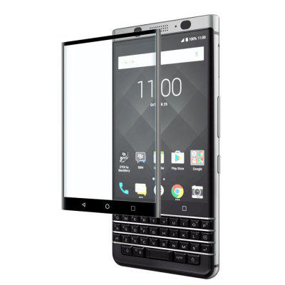 3D Full Coverage gehärtetem Glas Film für Blackberry Keyone Mercury DTEK70