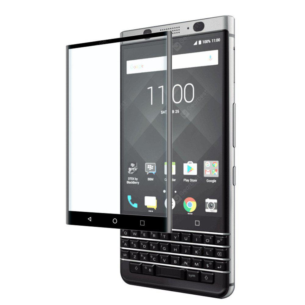 Film in vetro temprato a copertura totale 3D per Blackberry Keyone Mercury DTEK70