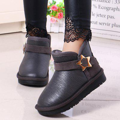 Child Snow Boots Shoes Warm Plush WinterGirls shose<br>Child Snow Boots Shoes Warm Plush Winter<br><br>Available Size: 26-37<br>Boot Type: Snow Boots<br>Closure Type: Hook / Loop<br>Embellishment: Rivet<br>Gender: Baby Girls<br>Item Type: Boots<br>Lining Material: Plush<br>Outsole Material: Rubber<br>Package Contents: 1 x Pair of Shoes<br>Package weight: 0.7000 kg<br>Seasons: Spring/Fall<br>Upper Material: PU
