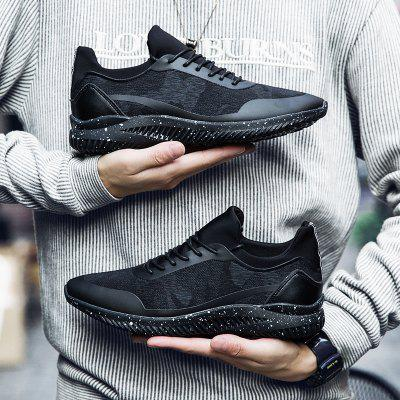 Fashionable City MenS Casual ShoesMen's Sneakers<br>Fashionable City MenS Casual Shoes<br><br>Available Size: 39.40.41.42.43.44<br>Closure Type: Lace-Up<br>Embellishment: None<br>Gender: For Men<br>Outsole Material: Rubber<br>Package Contents: 1 x shoes ?pair?<br>Pattern Type: Others<br>Season: Summer, Winter, Spring/Fall<br>Toe Shape: Round Toe<br>Toe Style: Closed Toe<br>Upper Material: Cotton Fabric<br>Weight: 2.3100kg