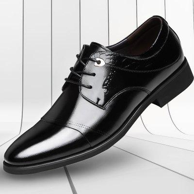 Spring  Hot Style Leather Business Fashionable MenS ShoesFormal Shoes<br>Spring  Hot Style Leather Business Fashionable MenS Shoes<br><br>Available Size: 38-44<br>Closure Type: Lace-Up<br>Embellishment: Criss-Cross<br>Gender: For Men<br>Outsole Material: Rubber<br>Package Contents: 1xshoes pair<br>Pattern Type: Others<br>Season: Spring/Fall<br>Toe Shape: Pointed Toe<br>Toe Style: Closed Toe<br>Upper Material: Cow Split<br>Weight: 1.9800kg