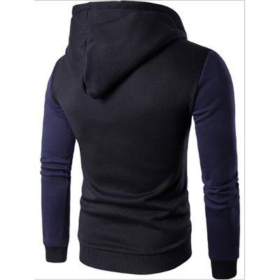 MenS New Fashion Design Splicing Casual HoodieMens Hoodies &amp; Sweatshirts<br>MenS New Fashion Design Splicing Casual Hoodie<br><br>Hoodies: None<br>Material: Cotton, Cotton Blends<br>Package Contents: 1x Hoodies<br>Shirt Length: Regular<br>Sleeve Length: Full<br>Style: Fashion<br>Weight: 0.4000kg