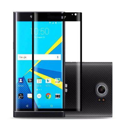 High Quality 3D Full Cover Tempered Glass Screen Protector for BlackBerry Priv