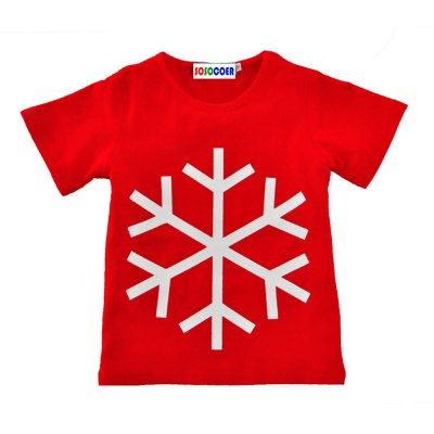 SOSOCOER Baby Girls and Boys Clothes Set Snowflake Short Sleeved T - Shirts and Striped Pants Two Piecesbaby clothing sets<br>SOSOCOER Baby Girls and Boys Clothes Set Snowflake Short Sleeved T - Shirts and Striped Pants Two Pieces<br><br>Brand: SOSOCOER<br>Closure Type: Pullover<br>Collar: Round Neck<br>Color: Black,Red<br>Decoration: Pattern<br>Gender: Unisex<br>Material: Cotton<br>Package Contents: 1 x T-shirt, 1 x Pair of Pants<br>Season: Summer<br>Sleeve Length: Short<br>Sleeve Style: Regular<br>Style: Personality<br>Thickness: General<br>Weight: 0.1500kg