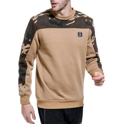 WY09 2017 Autumn and Winter New MenS Casual Camouflage Sweatshirt 2017Mens Hoodies &amp; Sweatshirts<br>WY09 2017 Autumn and Winter New MenS Casual Camouflage Sweatshirt 2017<br><br>Material: Polyester<br>Package Contents: 1 x Sweatshirt<br>Shirt Length: Regular<br>Sleeve Length: Full<br>Style: Casual<br>Weight: 0.5000kg