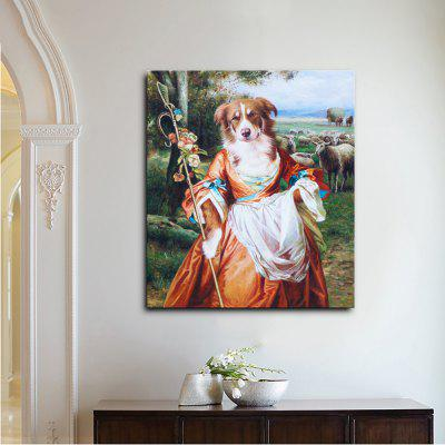 YHHP 1 Panel Hd Print Wall Art Animal ShepherdessPrints<br>YHHP 1 Panel Hd Print Wall Art Animal Shepherdess<br><br>Brand: YHHP<br>Craft: Print<br>Form: One Panel<br>Material: Canvas<br>Package Contents: 1 x Panel of Print<br>Package size (L x W x H): 62.00 x 4.00 x 4.00 cm / 24.41 x 1.57 x 1.57 inches<br>Package weight: 0.2500 kg<br>Painting: Without Inner Frame<br>Product size (L x W x H): 50.00 x 60.00 x 1.00 cm / 19.69 x 23.62 x 0.39 inches<br>Product weight: 0.1500 kg<br>Shape: Vertical<br>Style: Modern Style, Art Deco / Retro<br>Subjects: Animal<br>Suitable Space: Living Room,Bedroom,Office