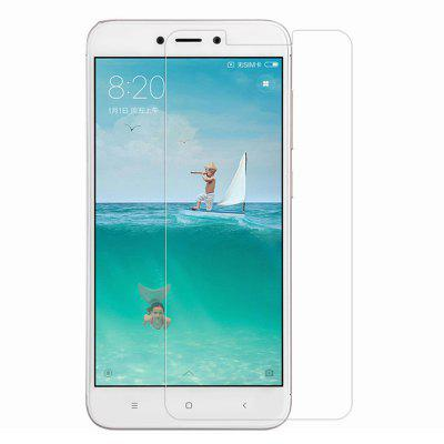 2.5D Full Screen Protective Film Empered Glass voor Xiaomi Redmi Note 4 / 4X