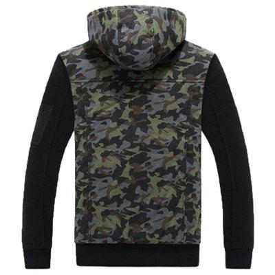2017 Mens Fashion Camouflage Jacket87Mens Jackets &amp; Coats<br>2017 Mens Fashion Camouflage Jacket87<br><br>Clothes Type: Jackets<br>Collar: Hooded<br>Material: Polyester<br>Package Contents: 1 X Jacket<br>Season: Fall, Winter<br>Shirt Length: Regular<br>Sleeve Length: Sleeveless<br>Style: Casual<br>Weight: 0.5000kg