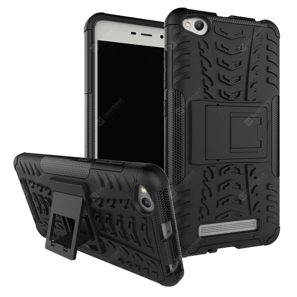 Cover Case for Redmi 4A Shock Proof And Antiskid TPU + PC Material Cool Tattoos Stents