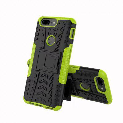 Cover Case for One Plus 5T Shock Proof And Antiskid TPU + PC Material Cool Tattoos StentsCases &amp; Leather<br>Cover Case for One Plus 5T Shock Proof And Antiskid TPU + PC Material Cool Tattoos Stents<br><br>Compatible Model: One Plus 5T<br>Features: Back Cover, Cases with Stand, Button Protector, Anti-knock, Dirt-resistant<br>Material: PC, TPU<br>Package Contents: 1 x Phone Case<br>Package size (L x W x H): 20.00 x 10.00 x 2.00 cm / 7.87 x 3.94 x 0.79 inches<br>Package weight: 0.0550 kg<br>Product weight: 0.0500 kg<br>Style: Stripe Pattern, Contrast Color, Cool