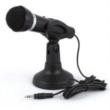 3.5MM Plug in Microphone για Υπολογιστή Omnidirectional