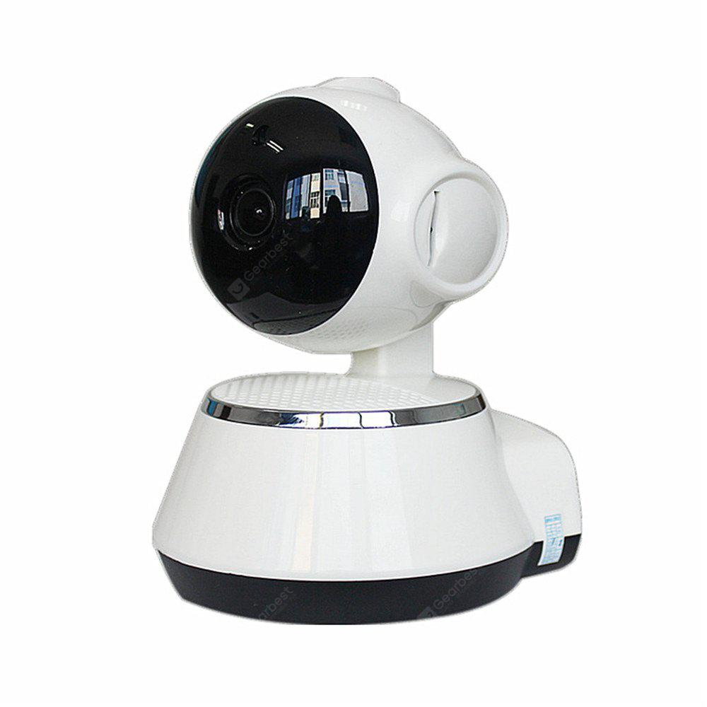 Zoom Wireless IP Indoor Security Surveillance System 720P HD Night Vision, Remote Monitor