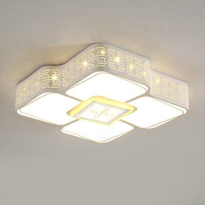 10602CG - 33W - WJ Promise Dimming Ceiling Lamp AC 220VFlush Ceiling Lights<br>10602CG - 33W - WJ Promise Dimming Ceiling Lamp AC 220V<br><br>Battery Included: Preloaded,Yes<br>Bulb Included: No<br>Certifications: CE,RoHs<br>Color Temperature or Wavelength: 2800-6500K<br>Dimmable: Yes<br>Features: Designers, Dinmable<br>Fixture Height ( CM ): 10CM<br>Fixture Length ( CM ): 45CM<br>Fixture Material: Metal,Plastic<br>Fixture Width ( CM ): 45CM<br>Light Source Color: Cold White,Stepless Dimming,Warm White<br>Package Contents: 1 xCeiling Lamp, 1 x Remote Control, 2 x AAA Battery,2 x English User Manual, 4 x Screw, 4 x Colloidal Particle<br>Package size (L x W x H): 51.50 x 50.50 x 12.00 cm / 20.28 x 19.88 x 4.72 inches<br>Package weight: 5.0000 kg<br>Product size (L x W x H): 45.00 x 45.00 x 10.00 cm / 17.72 x 17.72 x 3.94 inches<br>Product weight: 4.0000 kg<br>Shade Material: Hardware, Acrylic, Plastic<br>Stepless Dimming: Yes<br>Style: Chic &amp; Modern, LED, Modern/Contemporary, Simple Style<br>Suggested Room Size: 15 - 20?<br>Suggested Space Fit: Bedroom,Dining Room,Indoors,Living Room,Office,Others,Study Room<br>Type: Semi-Flushmount Lights<br>Voltage ( V ): AC220