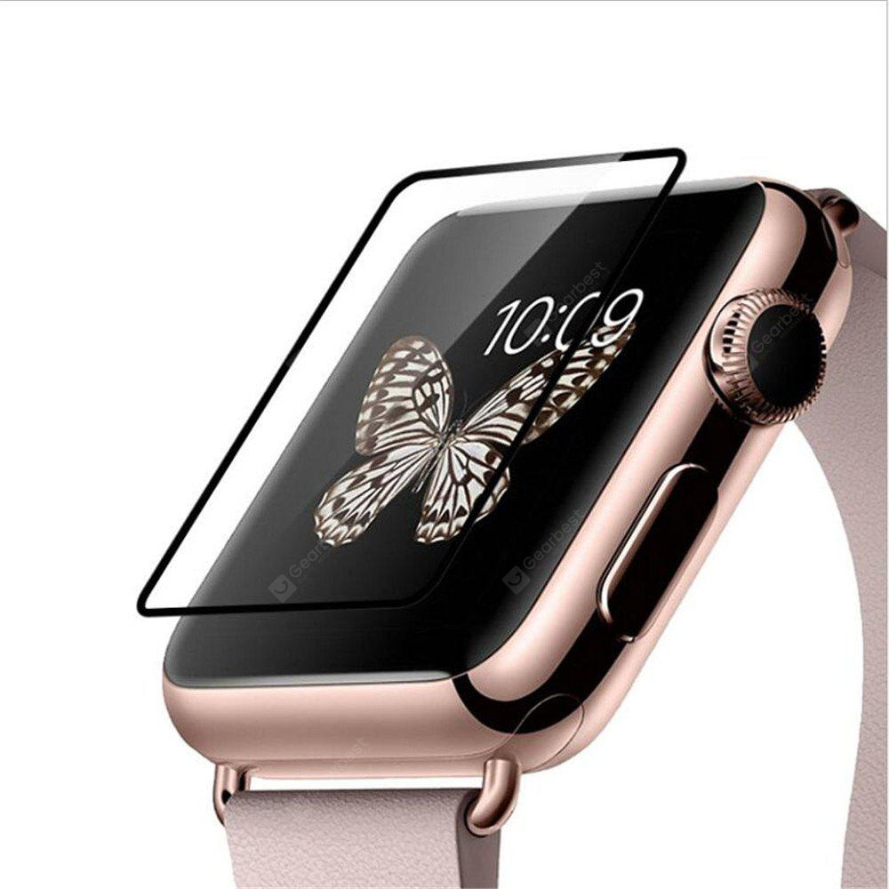 Tempered Glass Protective Film Guard for Apple Watch Series 1/2/3 38mm 42mm