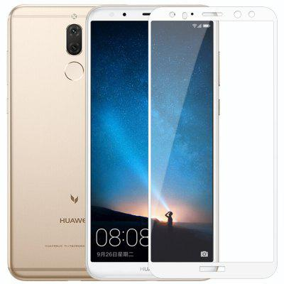 Tempered Glass Full Cover Protective Film for Huawei Mate 10 LiteScreen Protectors<br>Tempered Glass Full Cover Protective Film for Huawei Mate 10 Lite<br><br>Compatible Model: mate10lite<br>Features: Protect Screen, Anti-oil, Anti scratch, Anti fingerprint, High-definition, Ultra thin, Waterproof, Shock Proof, Anti Glare<br>Mainly Compatible with: HUAWEI<br>Material: Tempered Glass<br>Package Contents: 1 x Protective Film<br>Package size (L x W x H): 18.00 x 9.00 x 3.00 cm / 7.09 x 3.54 x 1.18 inches<br>Package weight: 0.0500 kg<br>Surface Hardness: 9H<br>Thickness: 0.26mm<br>Type: Screen Protector