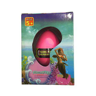 Mermaid Water Growing Hatching Colorful Egg