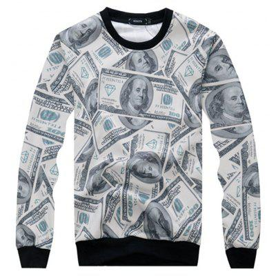Men Money Dollar Print 3D SuitSports Clothing<br>Men Money Dollar Print 3D Suit<br><br>Clothes Type: Others<br>Materials: Cotton, Polyester<br>Package Content: 1xSuit<br>Package size (L x W x H): 1.00 x 1.00 x 1.00 cm / 0.39 x 0.39 x 0.39 inches<br>Package weight: 0.8000 kg<br>Size1: S,M,L,XL,2XL