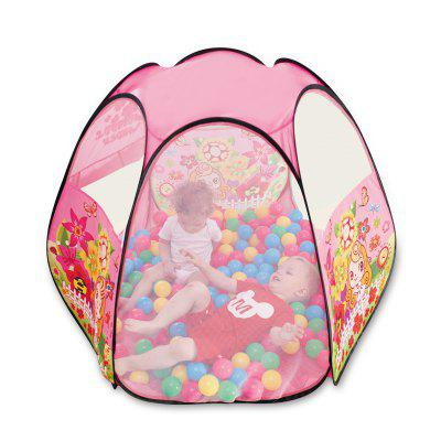 NuKied Children Cartoon Butterfly Pattern TentsOutdoor Fun &amp; Sports<br>NuKied Children Cartoon Butterfly Pattern Tents<br><br>Age: 3~5 Years,6~9 Years,9~11 Years,3 Years+<br>Applicable gender: Boys,Girls<br>Design Style: Other<br>Features: Others, Sports<br>Gender: Boys,Girls<br>Material: Polyester<br>Package Contents: 1 x Tent<br>Package size (L x W x H): 32.00 x 6.50 x 32.00 cm / 12.6 x 2.56 x 12.6 inches<br>Package weight: 1.2580 kg<br>Product weight: 1.1580 kg<br>Small Parts: No<br>Type: Pretend Play<br>Washing: No