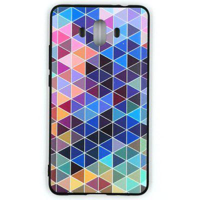 Phone Case for Huawei Mate 10 Flexible Soft TPU Anti-scratch Full Protective Back Cover