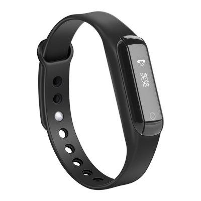 Fitness Tracker Waterproof C3 Smart Bracelet with Sleep Monitor Step Activity Tracker WorkoutSmart Watches<br>Fitness Tracker Waterproof C3 Smart Bracelet with Sleep Monitor Step Activity Tracker Workout<br><br>Alarm group: 3<br>Alert type: Vibration<br>Available Color: Black,Blue,Purple<br>Band material: TPU<br>Band size: 240mm*17mm*8mm<br>Battery  Capacity: 45mAh<br>Bluetooth Version: Bluetooth 4.0<br>Case material: PC<br>Charging Time: About 60mins<br>Compatability: iOS8.0 and above, Android 4.4 and above<br>Compatible OS: IOS, Android<br>Dial size: 39mm*14mm*12mm<br>Functions: Sleep management, Avoid phone loss, Camera remote control, Calories burned measuring, Distance recording, Sedentary reminder, Incoming calls show, SMS Reminding, Pedometer, Date, Alarm Clock, Time<br>IP rating: IP67<br>Operating mode: Press button<br>Package Contents: 1 x Smart Band ,1 x Charging Cable ,1 x User manual(Chinese,English)<br>Package size (L x W x H): 15.00 x 9.50 x 2.00 cm / 5.91 x 3.74 x 0.79 inches<br>Package weight: 0.0510 kg<br>People: Male table,Female table<br>Screen type: OLED<br>Shape of the dial: Elliptical<br>Standby time: 5 Days<br>Type of battery: Lithium Polymer Battery<br>Waterproof: Yes<br>Wearable length: 200mm