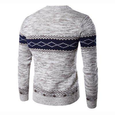 Mens Daily Going out Holiday Casual Regular Pullover Color Block Round Neck Long Sleeves Wool Winter FallThick SweaterMens Sweaters &amp; Cardigans<br>Mens Daily Going out Holiday Casual Regular Pullover Color Block Round Neck Long Sleeves Wool Winter FallThick Sweater<br><br>Collar: Round Collar<br>Material: Cotton<br>Package Contents: 1 X Sweater<br>Package size (L x W x H): 1.00 x 1.00 x 1.00 cm / 0.39 x 0.39 x 0.39 inches<br>Package weight: 0.3800 kg<br>Pattern Type: Argyle<br>Size1: M,L,XL,2XL<br>Sleeve Length: Full<br>Type: Pullovers