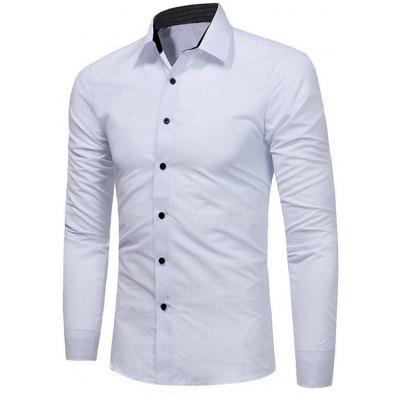 Mens Fashion Obscure Diamond Lattice Slim Fit Long-Sleeve ShirtMens Shirts<br>Mens Fashion Obscure Diamond Lattice Slim Fit Long-Sleeve Shirt<br><br>Collar: Turn-down Collar<br>Material: Cotton<br>Package Contents: 1 X Shirt<br>Shirts Type: Formal Shirts<br>Sleeve Length: Full<br>Weight: 0.2800kg