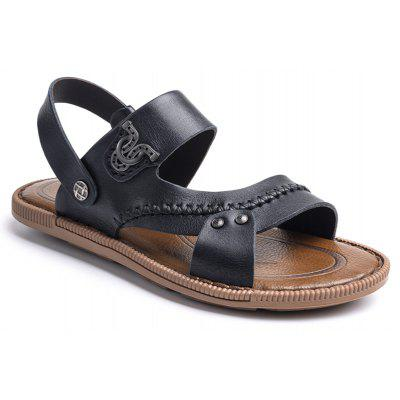 Latest Design Mens Sandal for Summer Season Leather Sandal
