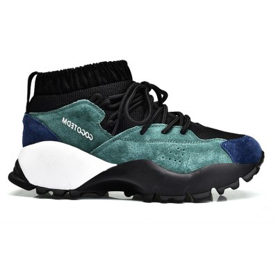 New High-Top Women'S Outdoor Sports Shoes