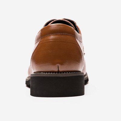 New Leather Suit MenS Shoes Business Leather Shoes Men Lace-Up Shoes 2538Formal Shoes<br>New Leather Suit MenS Shoes Business Leather Shoes Men Lace-Up Shoes 2538<br><br>Available Size: 38-44<br>Closure Type: Lace-Up<br>Embellishment: None<br>Gender: For Men<br>Insole Material: PU<br>Outsole Material: Rubber<br>Package Contents: 1xshoes pair<br>Pattern Type: Patchwork<br>Season: Spring/Fall<br>Toe Shape: Pointed Toe<br>Toe Style: Closed Toe<br>Upper Material: Cow Split<br>Weight: 1.9800kg