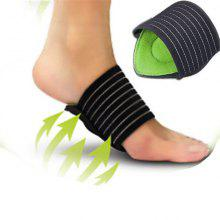 New Fashion Foot Massage Mat Elastic Soft Cushioned Supports Relief for Achy Feet Health Tips