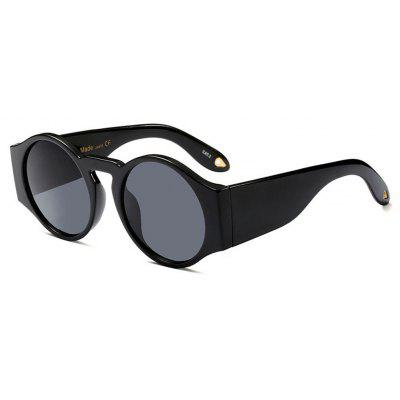 Female Jelly Color Lens Sexy Sunglasses