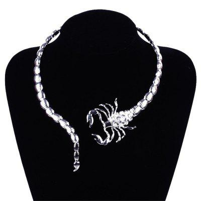 Pendant Scorpion necklacecorpion Collar for WomenNecklaces &amp; Pendants<br>Pendant Scorpion necklacecorpion Collar for Women<br><br>Package Contents: 1 x necklace<br>Package size (L x W x H): 1.00 x 1.00 x 1.00 cm / 0.39 x 0.39 x 0.39 inches<br>Package weight: 0.1320 kg