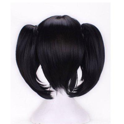 Girls Anime Cosplay Party Double Ponytail Wig new love live cosplay shoes sonoda umi lonelive anime party boots custom made