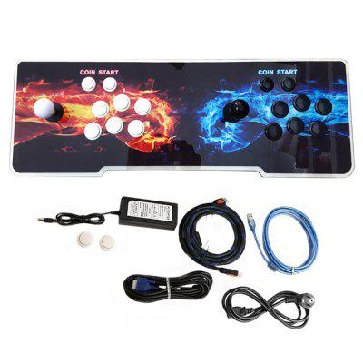 999 Video Games Arcade Console Machine Double Joystick Pandoras Box 5s VGA HDMI 5Handheld Games<br>999 Video Games Arcade Console Machine Double Joystick Pandoras Box 5s VGA HDMI 5<br><br>Brand: Other<br>Charge way: AC adapter<br>Compatible with: TV, PC, MIMU TV, Built-in Games, Game Console<br>Language: English<br>Operating system: Android<br>Package Contents: 1x Arcade Console ,  2x buttons, 1x HDMI Cable , 1x USB Cable, 1x VGA Cable , 1x US Plug, 1x 12v3a adapter , 1x English User manual<br>Package size: 71.00 x 25.00 x 17.00 cm / 27.95 x 9.84 x 6.69 inches<br>Package weight: 5.0000 kg<br>Pre-positioned Games Number: 999<br>Product size: 66.00 x 22.50 x 6.50 cm / 25.98 x 8.86 x 2.56 inches<br>Product weight: 3.2200 kg<br>ROM: 16GB