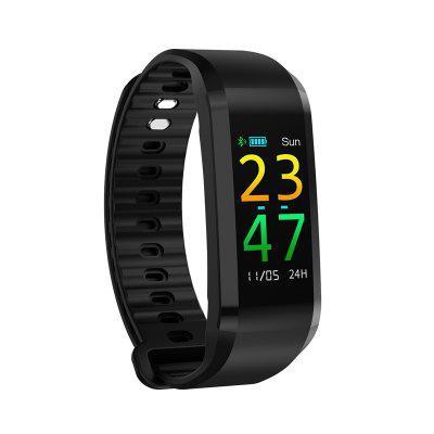 Smart Watch Heart Rate Monitor Smart Band Wireless Fitness Smart  Blood Pressure Watch for Android 4.4  IOS 8.0Smart Watch Accessories<br>Smart Watch Heart Rate Monitor Smart Band Wireless Fitness Smart  Blood Pressure Watch for Android 4.4  IOS 8.0<br><br>Band material: TPU<br>Battery  Capacity: 110Amh<br>Bluetooth Version: Bluetooth 4.0<br>Case material: PC<br>Charging Time: About 2hours<br>Compatible OS: IOS, Android<br>Operating mode: Touch Key<br>Package Contents: 1 x Watches,  1 x English User Manual,  1 x Charging Cable<br>Package size (L x W x H): 14.50 x 9.50 x 3.30 cm / 5.71 x 3.74 x 1.3 inches<br>Package weight: 0.0600 kg<br>People: Female table<br>Product weight: 0.0200 kg<br>Shape of the dial: Rectangle