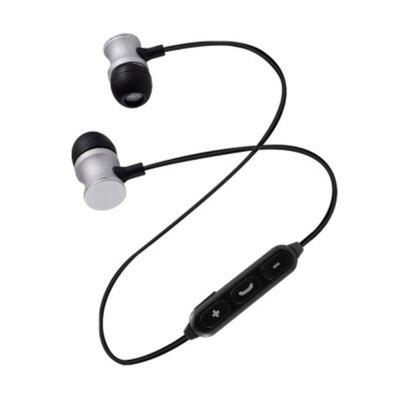 Bluetooth Headphones Sweatproof Sports Earphones Wireless Headset Magnetic attraction Earbuds for Running Workout Gym N neckband stereo magnetic earbuds bluetooth wireless headset for outdoor sports running gym with built in mic