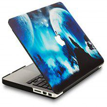 For Macbook Air 13 Case Smooth Hard Shell Slim Protective Case Rubberized Bottom Cover