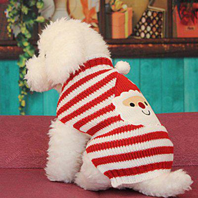 Lovoyager MPT004 Autumn and Winter 2017 Christmas New Year Dog Clothes Turtleneck SweaterDog Clothing &amp; Shoes<br>Lovoyager MPT004 Autumn and Winter 2017 Christmas New Year Dog Clothes Turtleneck Sweater<br><br>Brand: Lovoyager<br>For: Dogs<br>Material: Cotton<br>Package Contents: 1 x Dog Clothes<br>Package size (L x W x H): 30.00 x 15.00 x 5.00 cm / 11.81 x 5.91 x 1.97 inches<br>Package weight: 0.0600 kg<br>Season: Winter, Autumn<br>Size: S,M,L,XL,XS