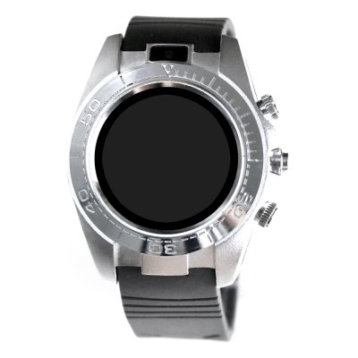Star 30 Round Bluetooth Smart Watch with SIM or TF Card Cable Of Calling Fitness Activity Tracker 0.96 Inch Big Screen