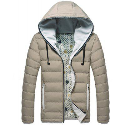 2017 Mens Fashion Warm Clothes 18Mens Jackets &amp; Coats<br>2017 Mens Fashion Warm Clothes 18<br><br>Clothes Type: Padded<br>Materials: Polyester<br>Package Content: 1 X Coat<br>Package size (L x W x H): 1.00 x 1.00 x 1.00 cm / 0.39 x 0.39 x 0.39 inches<br>Package weight: 0.5000 kg<br>Size1: S,M,L,XL,4XL,2XL,3XL