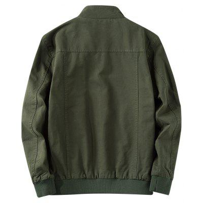 Mens Casual Cotton Plus Velvet Padded Large Size Military Uniform JacketMens Jackets &amp; Coats<br>Mens Casual Cotton Plus Velvet Padded Large Size Military Uniform Jacket<br><br>Clothes Type: Jackets<br>Collar: Stand Collar<br>Material: Cotton<br>Package Contents: 1 X Jacket<br>Season: Spring, Fall, Winter<br>Shirt Length: Long<br>Sleeve Length: Long Sleeves<br>Style: Casual<br>Weight: 1.1000kg