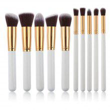 10PSC Makeup And Make Up Tool Make Up Brush Suit