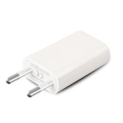 Universal One EU Plug USB Charger Charging Fast  5V 1A WhiteChargers &amp; Cables<br>Universal One EU Plug USB Charger Charging Fast  5V 1A White<br><br>Color: White<br>Compatible Devices: Samsung Mobile Phone, Samsung Tablet, Universal<br>Mainly Compatible with: Samsung Galaxy S4 I9500/I9505, Samsung Galaxy S3 I9300, Samsung Galaxy Premier i9260/i9268, Samsung Galaxy Note i9220, SAMSUNG, Nokia Lumia 920/820, Nokia, Motorola, Samsung Galaxy S6 Edge, Samsung Galaxy S6 Edge Plus, Zenfone, Z3 Compact, Xperia Z3, Xiaomi, Universal, Sony Ericsson, Samsung S6, Samsung Note 5, Moto X+1, Mate 7, Lumia 830, Galaxy Note 4, Galaxy Note 3 N9000, Galaxy Note 2 N7100, GALAXY Mega2, G2, D7, Blackberry, Apple, Google Nexus 4/5, Google Nexus 7 2nd, HTC, Lumia 730, LG, iPhone 6, iPhone 5C, iPhone 5/5S, iPhone 4/4S, HTC One M9, HTC 8X<br>Package Contents: 1 x Charger<br>Package size (L x W x H): 9.00 x 6.00 x 1.70 cm / 3.54 x 2.36 x 0.67 inches<br>Package weight: 0.0250 kg<br>Product size (L x W x H): 6.60 x 4.00 x 1.50 cm / 2.6 x 1.57 x 0.59 inches<br>Product weight: 0.0193 kg
