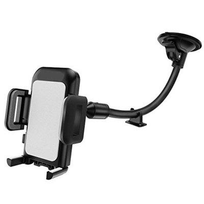 Cell Phone Holder for Car Windshield Long Arm Car Phone Mount for Xiaomi iPhone