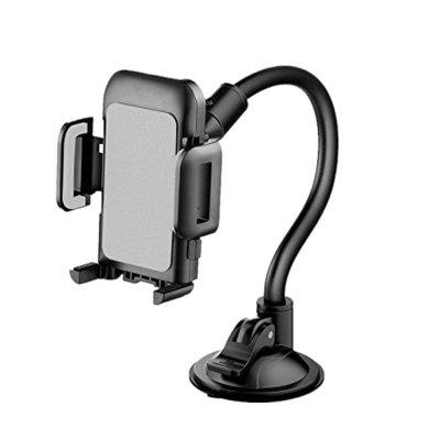 Cell Phone Holder for Car Windshield Long Arm Car Phone Mount for Xiaomi iPhoneOther Car Gadgets<br>Cell Phone Holder for Car Windshield Long Arm Car Phone Mount for Xiaomi iPhone<br><br>Package Contents: 1 x Bracket<br>Package size (L x W x H): 15.00 x 10.00 x 9.00 cm / 5.91 x 3.94 x 3.54 inches<br>Package weight: 0.0700 kg