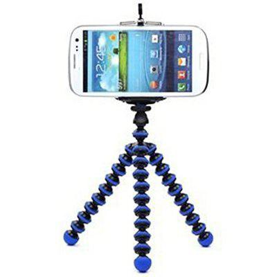 Octopus Style Portable and Adjustable Tripod Stand Holder for Camera iPhone Cellphone